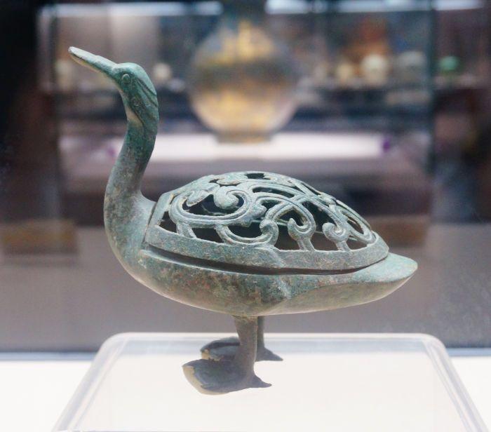 """西安博物院   古代的""""防疫用品"""""""
